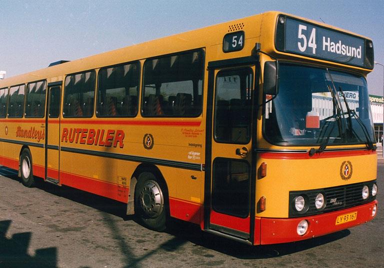 Standleys Rutebiler 5/LY93167