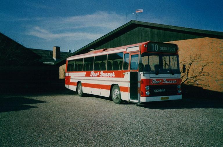 Finns Busser LM97732