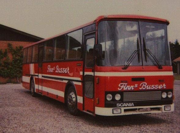Finns Busser NK91258