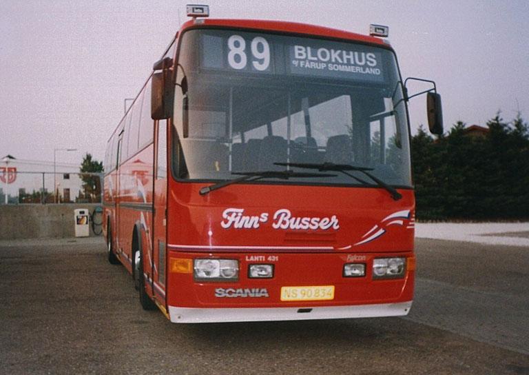 Finns Busser NS90834