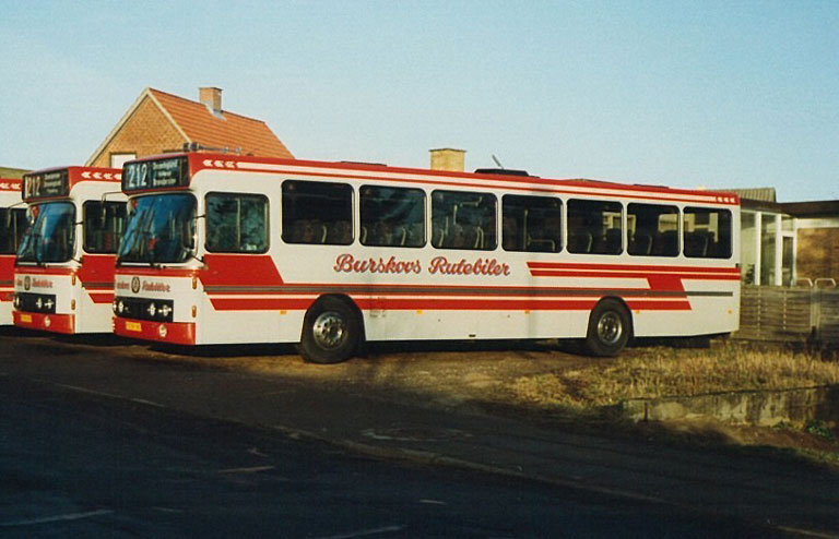 Burskovs Rutebiler MZ89180