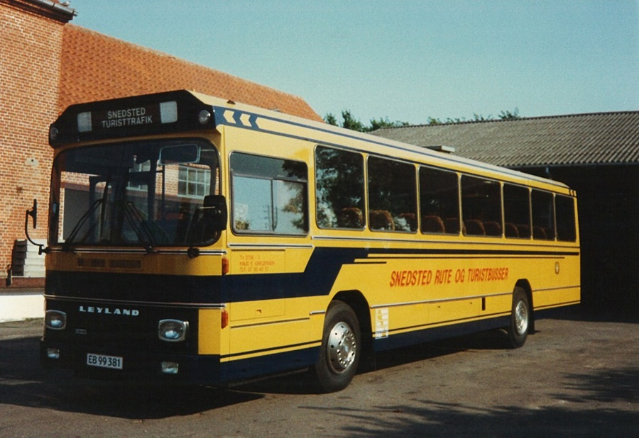 Snedsted Turistbusser EB99381