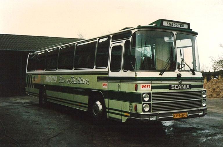 Snedsted Turistbusser KV94865