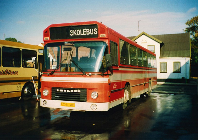 Snedsted Turistbusser LX91388