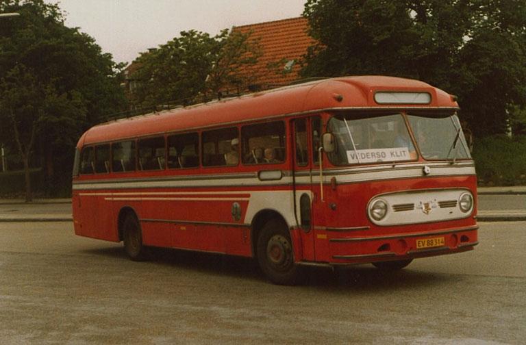 Nygaards Busser EV88314