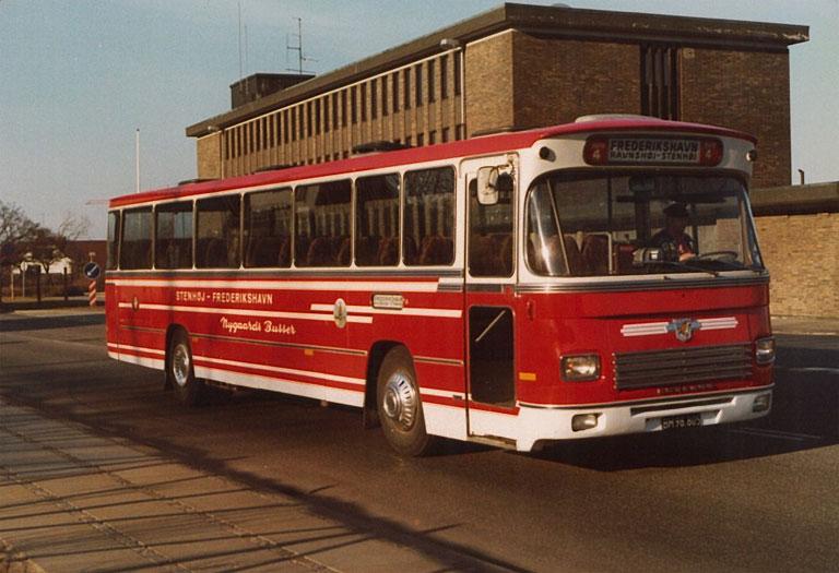 Nygaards Busser BM98805