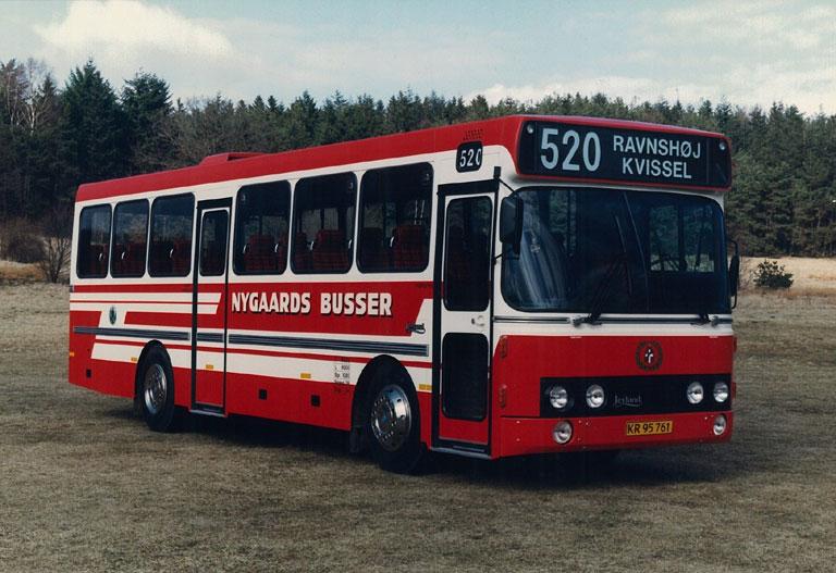 DAB fabriksfoto af Nygaards Busser KR95761