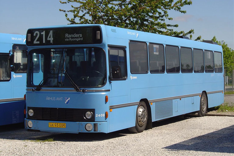Connex 2409/NX93005 i garagen i Randers den 28. maj 2004