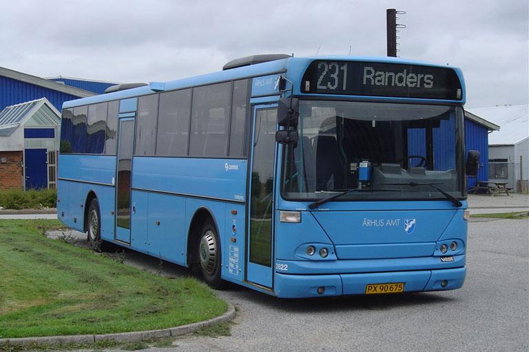Connex 2622/PX90675 i garagen i Langå den 25. september 2004