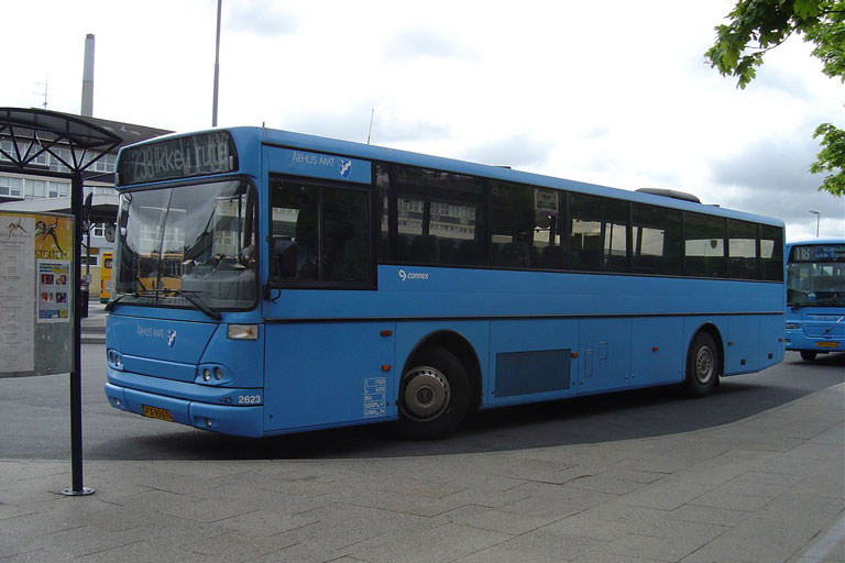Connex 2623/PX90674 på Randers rtb. den 29. maj 2005
