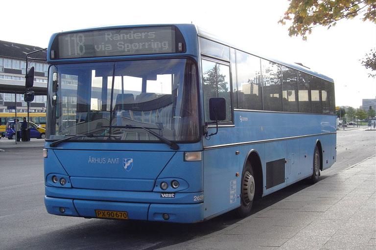 Connex 2628/PX90670 på Randers rtb. den 24. september 2004