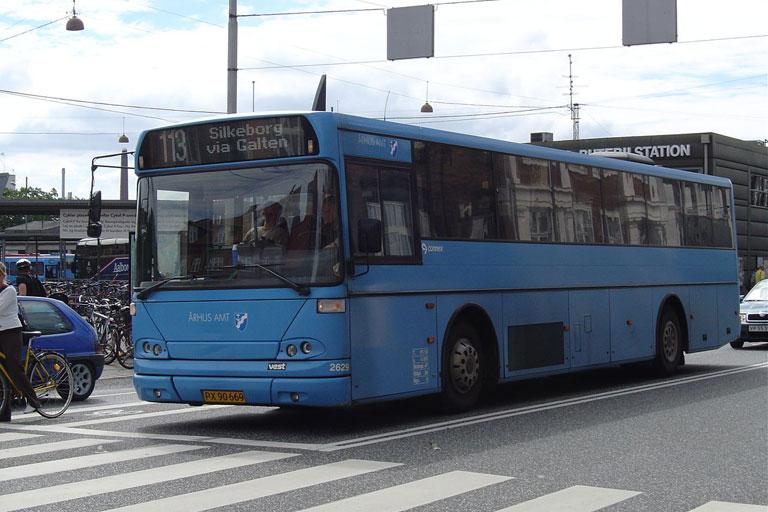 Connex 2629/PX90669 ved Århus rtb. den 27. juli 2004