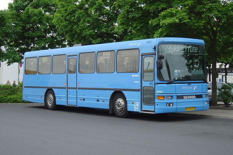 Connex 2684/RK95274 på Randers rtb. den 29. maj 2005