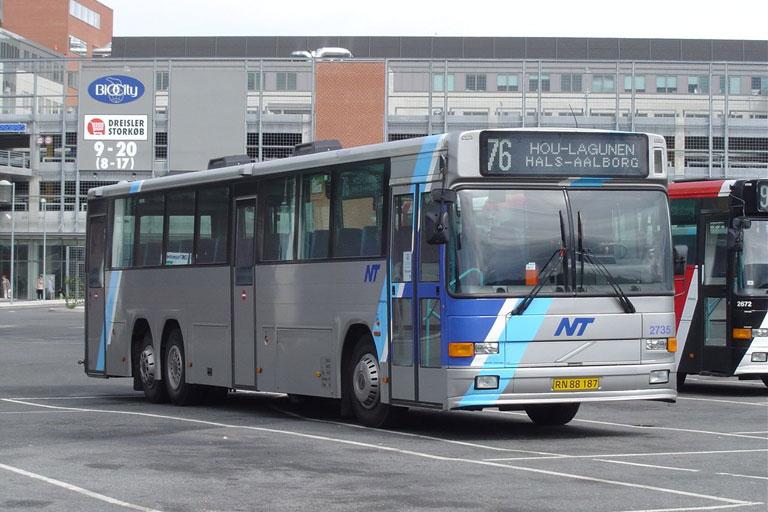 Connex 2735/RN88187 på Aalborg rtb. den 18. juni 2004
