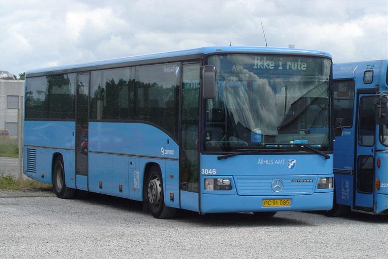 Connex 3046/PC91085 i garagen i Randers den 5. juni 2004