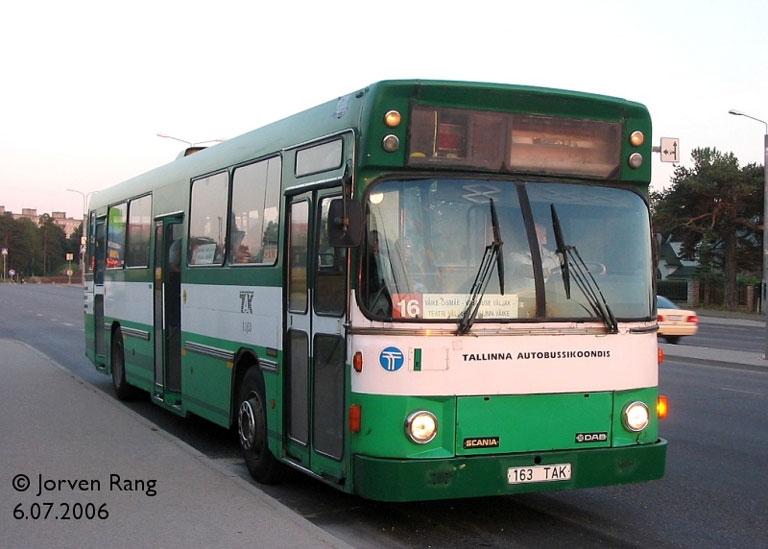 TAK 1163/163TAK i Tallinn i Estland den 6. juli 2006