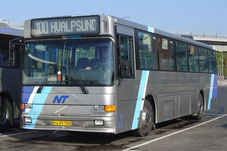 Veolia 4026/PJ97756 på Aalborg rtb. den 10. maj 2006