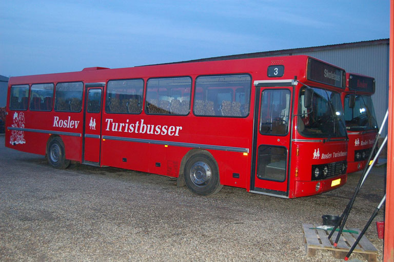 Roslev Turistbusser TV91078 i Roslev den 9. april 2008