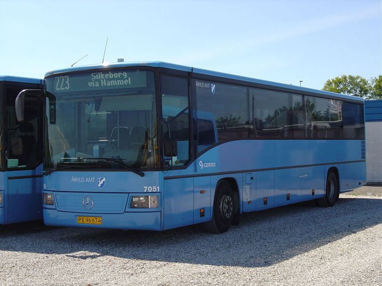 Connex 7051/PE96674 i garagen i Randers den 28. maj 2004