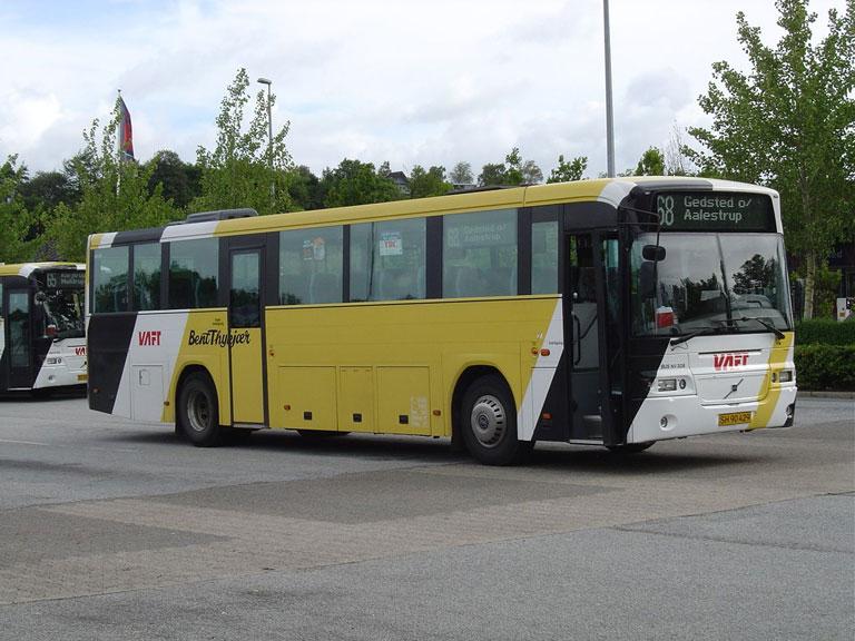 Bent Thykjær 308/SH90429 på Hobro rtb. den 28. juni 2004