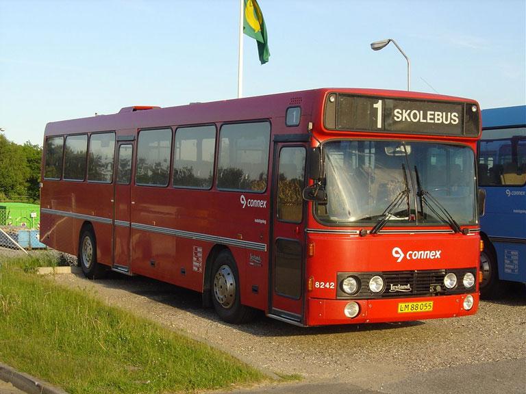 Connex 8242/LM88055 i garagen i Langå den 3. juni 2004