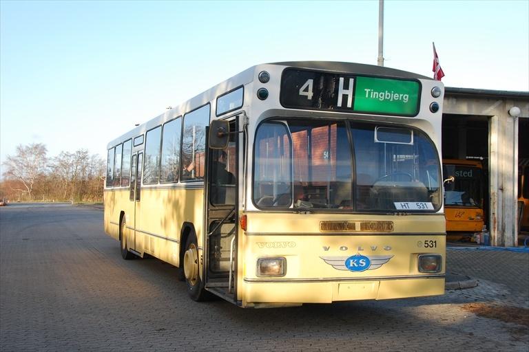 KS 531 i Sjælsmark den 21. november 2009