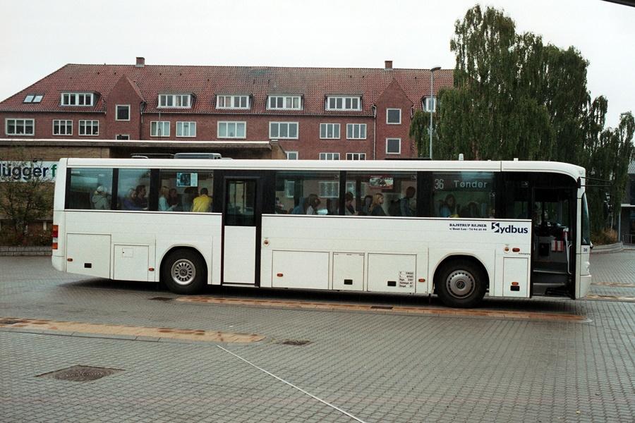 Bajstrup Rejser 39/SL91825 i Haderslev den 15. september 2005