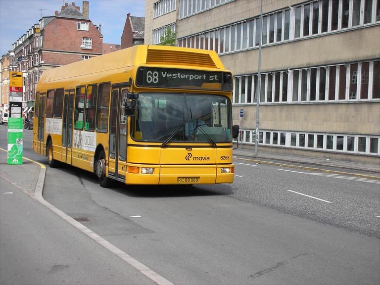 Connex 6265/RC88888 ved Forum station den 3. juni 2007
