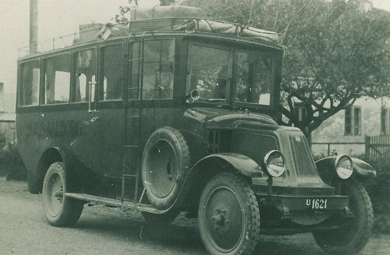 Hals Rutebiler U1621