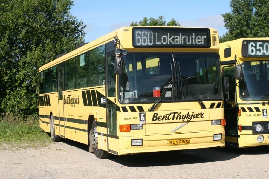 Bent Thykjær 142/RL90802 i Uldum den 10. september 2006