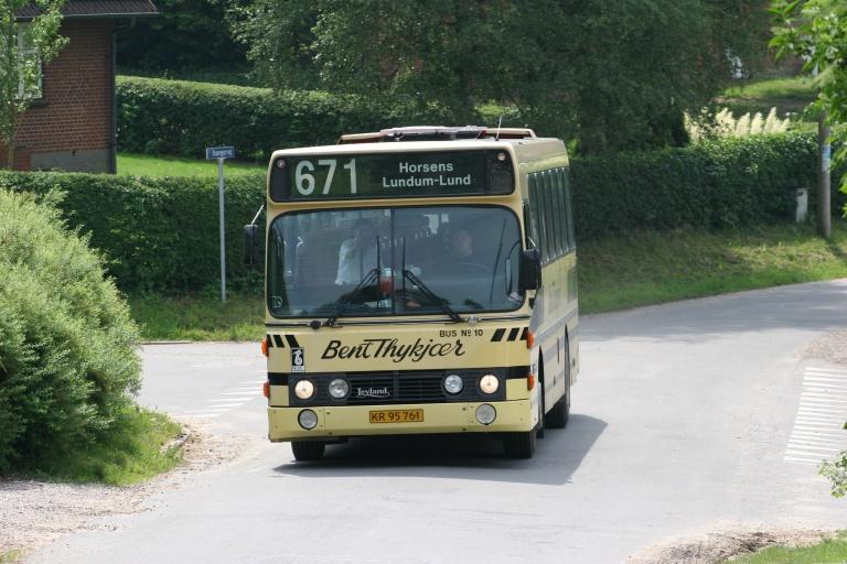 Bent Thykjær 10/KR95761 i Hansted ved Horsens den 19. juni 2006