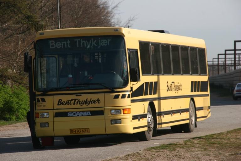 Bent Thykjær 130/RH93621 i Vamdrup den 13. april 2007