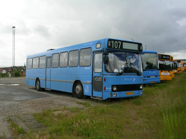 Connex 2412/NX93037 i Skanderborg den 12. juni 2004
