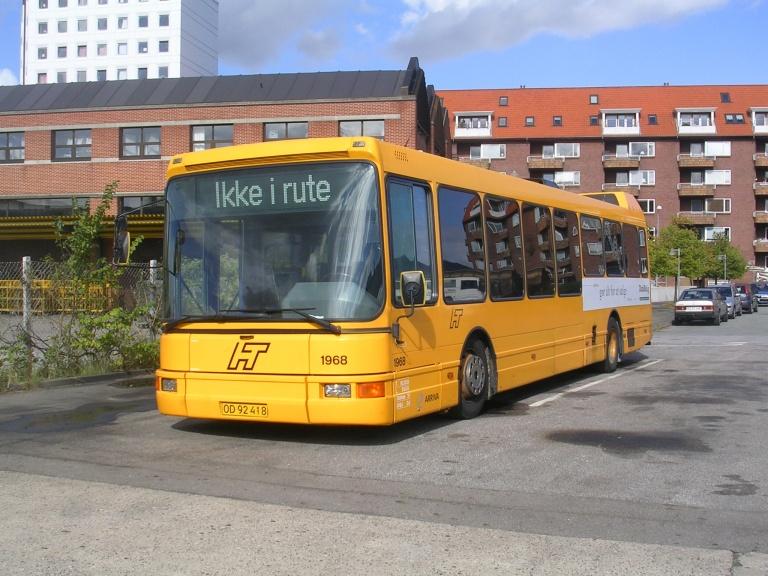 Arriva 1968/OD92418 i Vejle den 18. september 2004