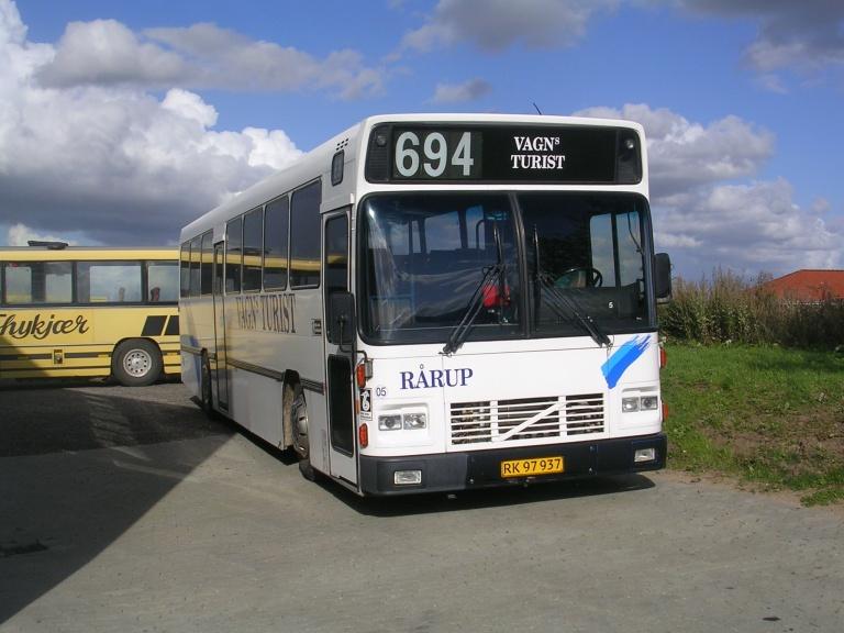 Vagns Turist 05/RK97937 i Horsens den 18. september 2004