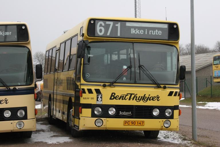 Bent Thykjær 120/PC90147 i Horsens den 13. marts 2005