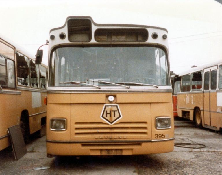 HT 395 (AN95068) udrangeret i Valby garage i august 1984