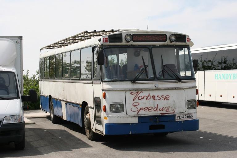 ? YD42665 ved Nordborg på Als den 2. august 2007