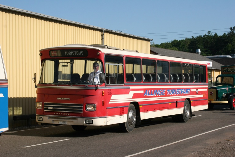 Granly Bussamling i Silkeborg den 7. juni 2008