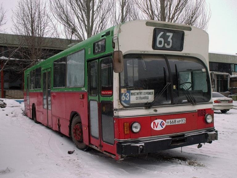 Rostov ATP 1189 i Rostov i Rusland den 19. februar 2006