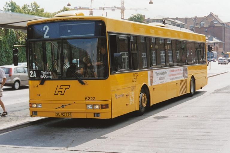 Connex 6222/SL92776 i København den 16. juli 2003