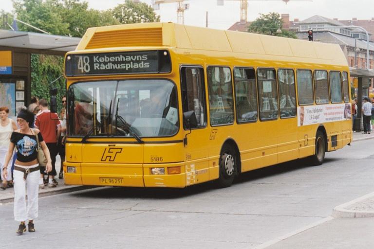 Connex 5186/PL96251 i København den 16. juli 2003