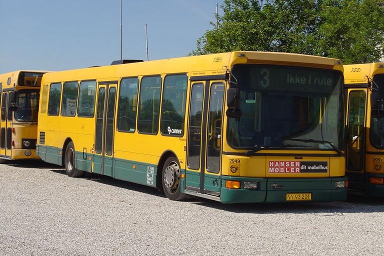 Connex 2949/NY93201 i Randers den 28. maj 2004