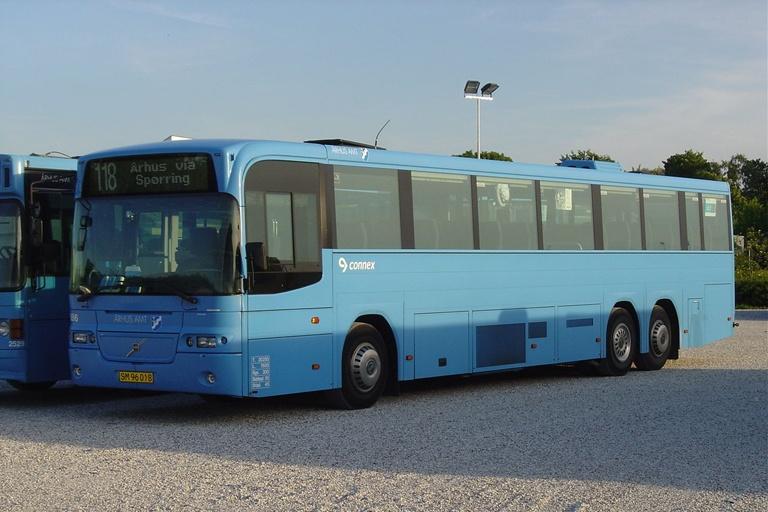 Connex 2886/SM96018 i Randers den 3. juni 2004