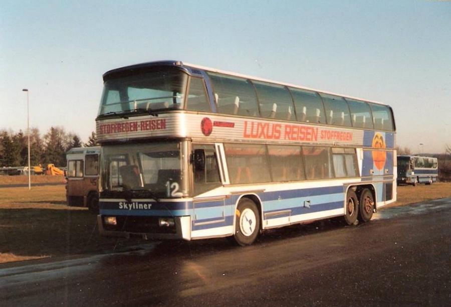Ring Djursland 12 på Ring Djursland i 1991