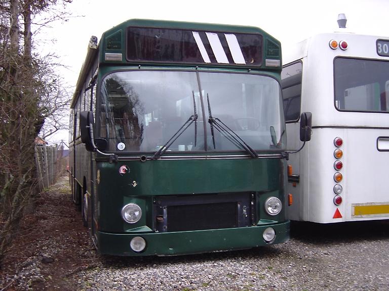 Ex. Greenwheels i Følle den 7. marts 2009
