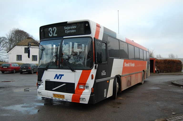 Bendt Krogh RU94828 i Sejerslev den 9. januar 2009