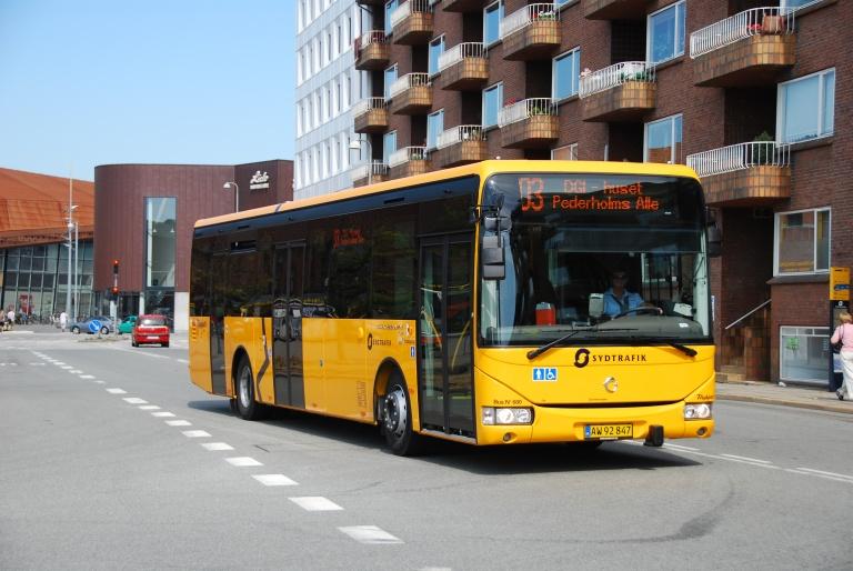 Bent Thykjær 680/AW92847 på Gammelhavn i Vejle den 28. juni 2010