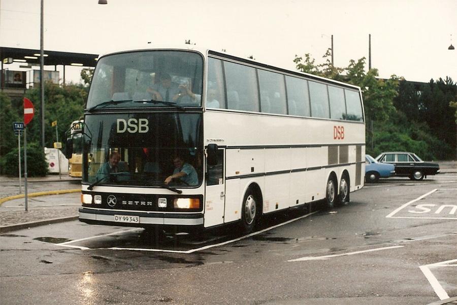 DSB 111/DY99343 ved Sjælør st. i Valby i 1990 eller 1991