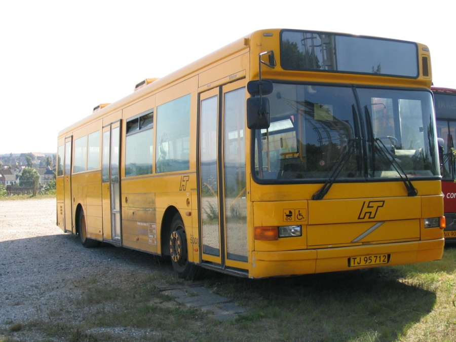 Connex 5001/TJ95712 i Skanderborg den 9. august 2004